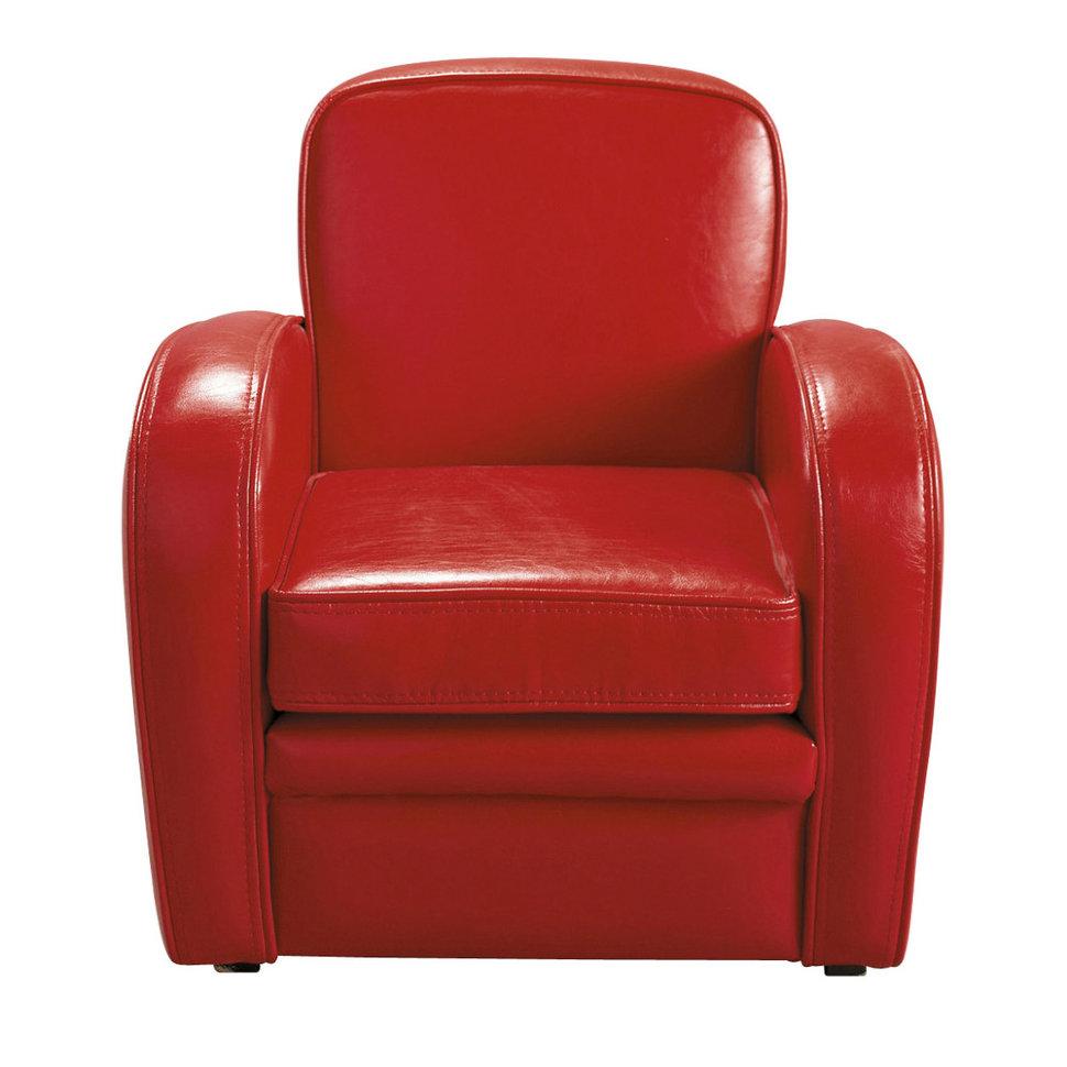 картинка красное кресло нас