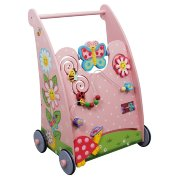 Детские ходунки Teamson Magic Garden Activity Walker